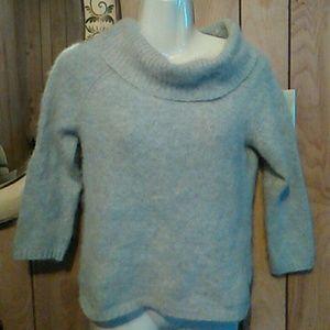 Rafaella super soft rabbit hair blend sweater